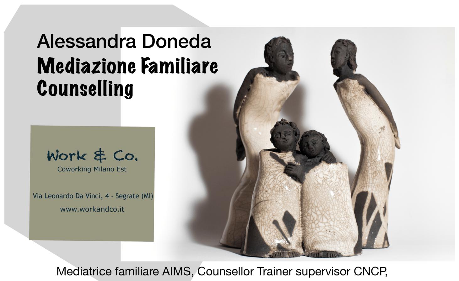Mediazione Familiare e Counselling